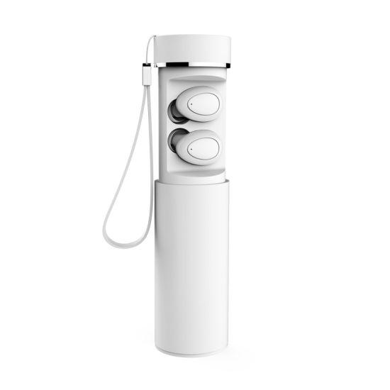 Noise Cancellation CVC 6.0 Bluetooth Headphones V5.0 Earbuds Earphone Headphone with Realtek 8763b 5.0+EDR