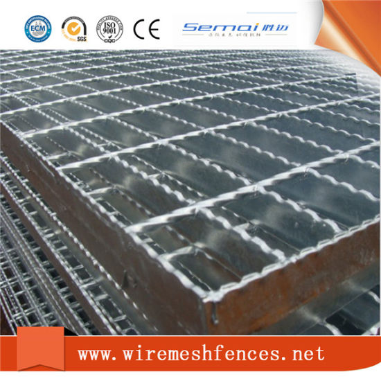 China Heavy Duty Galvanized Steel Grating Prices with High