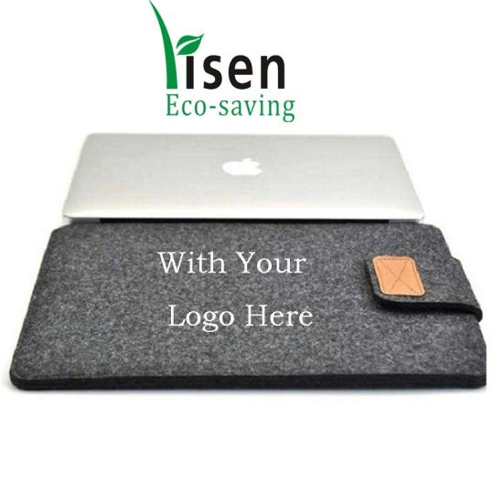 Wholesale High Quality Felt Cover Protective Laptop and Tablet Bag