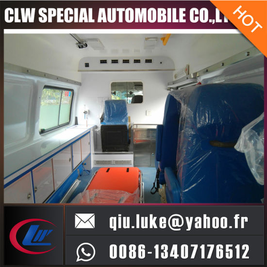 Iveco/Ford ICU Ambulance for Sale pictures & photos