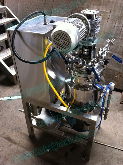 5L Vacuum Homogenizer for Toothpaste (HR-50A) pictures & photos