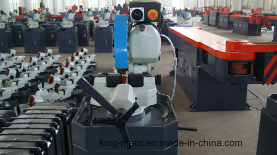 Metal Disk Saw Machine (European Type) GM-350f pictures & photos