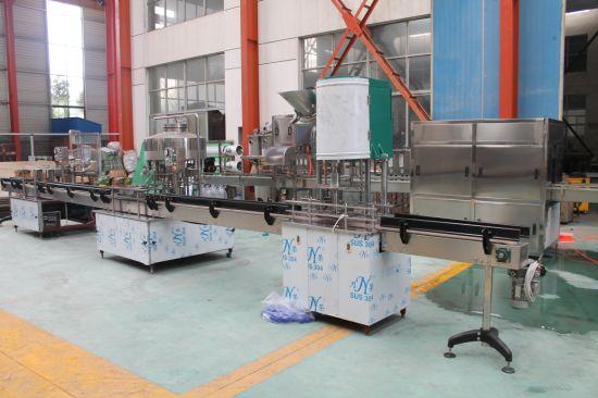 China Famous Brand 3-5L Automatic Water Bottle Filling Machine