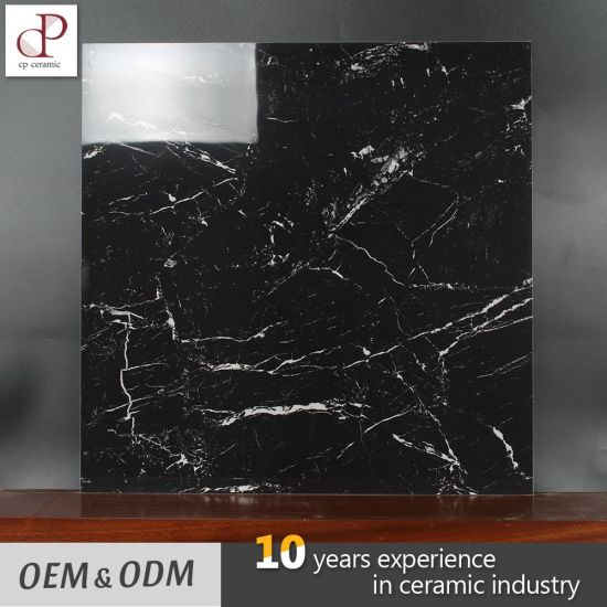 Black Marble White Veins Porcelain Tile China Tiles In Stan Discontinued Ceramic Floor For