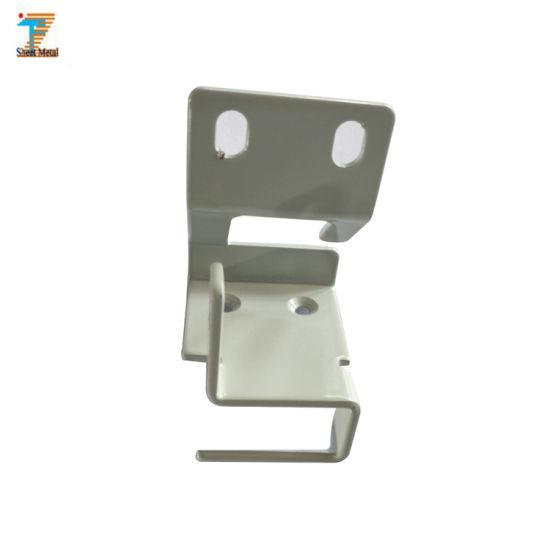 Mild Steel Sheet Metal Bending Parts for Industrial Machine Applications