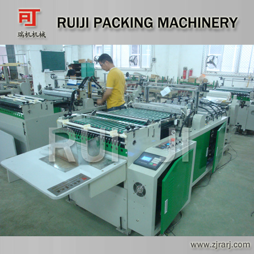 Multi-Hole Plastic Fruit Bag Making Machine