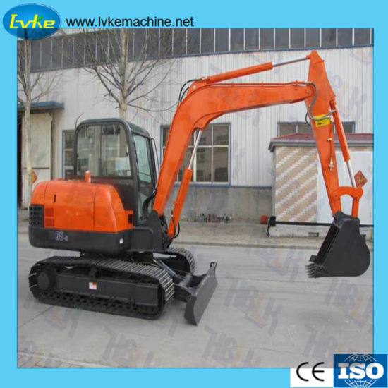 5.5 Ton Crawler Excavator Small Chinese Excavator for Sale pictures & photos