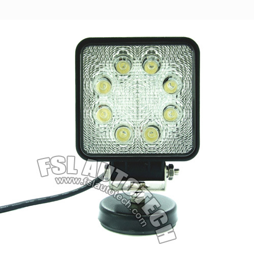 24W LED Vehicle Auxiliary Working Light