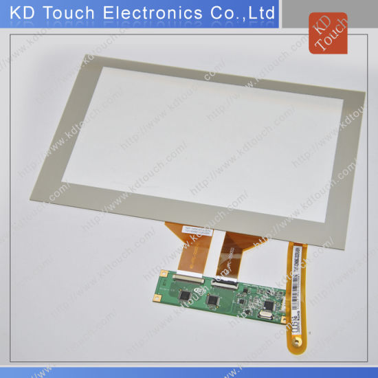 Capacitive Film+Glass Touch Panel