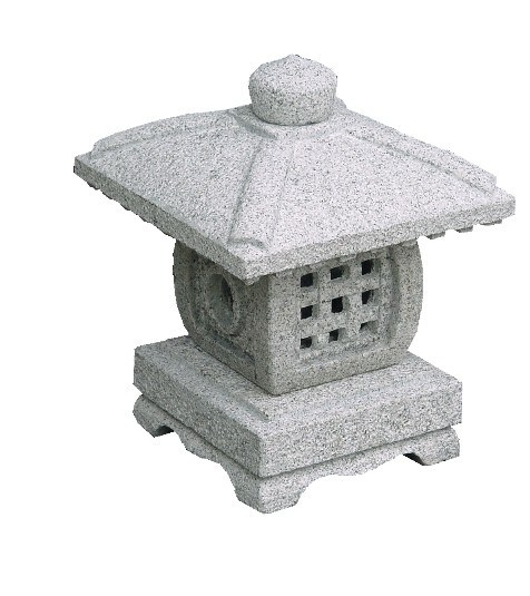 Hand Carved Granite Lanterns for Garden pictures & photos