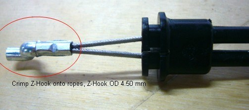 C Type Press for Z-Hook/C-Nipple (TT-5T) pictures & photos