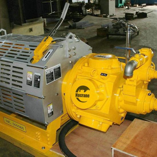 2 Ton Pneumatic Air Tugger Winch Capstan Winch/Marine Winch