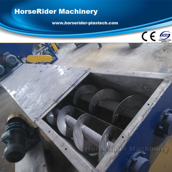 Pet Plastic Recycling Washing Machine Used for Dealing with Waste Pet/HDPE Bottle