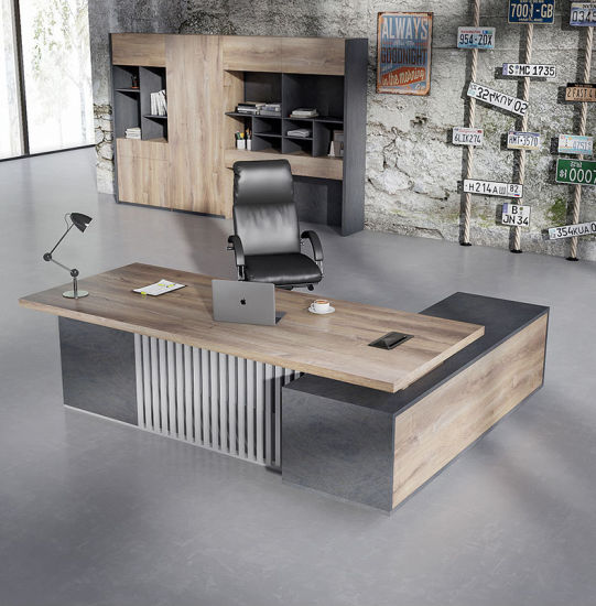 China Luxury Industrial Style Office, Industrial Office Furniture