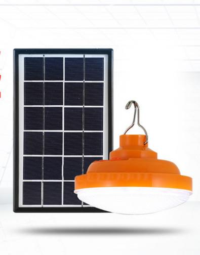 Rechargeable USB 40W Emergency Solar Bulb Lights