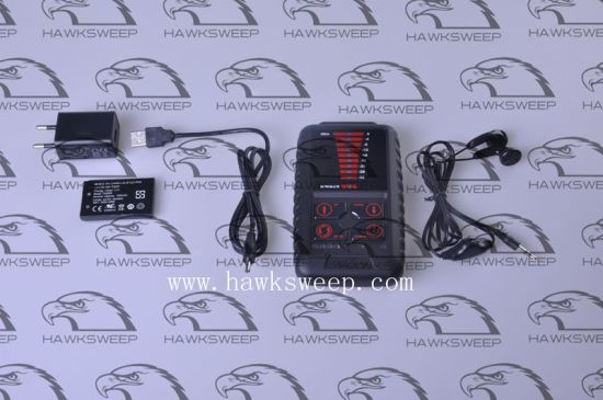 Wireless Signal Hanheld Detector