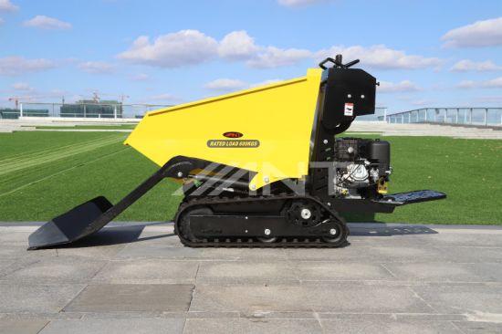 Ant Mini Dumper Power Barrow Hydraulic Transmission Truck Crawler By600W