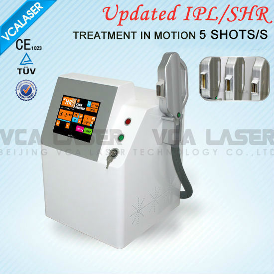 Beauty Salon IPL Shr Hair Removal Skin Care Machines (VSHR16) pictures & photos