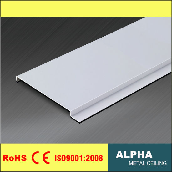 Decorative Metal G Strip Linear False Suspended Aluminum Ceiling