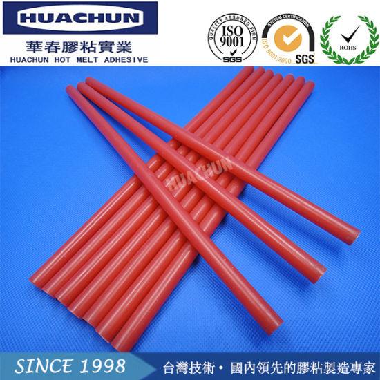 Red Hot Melt Glue Stick for Multipurpose