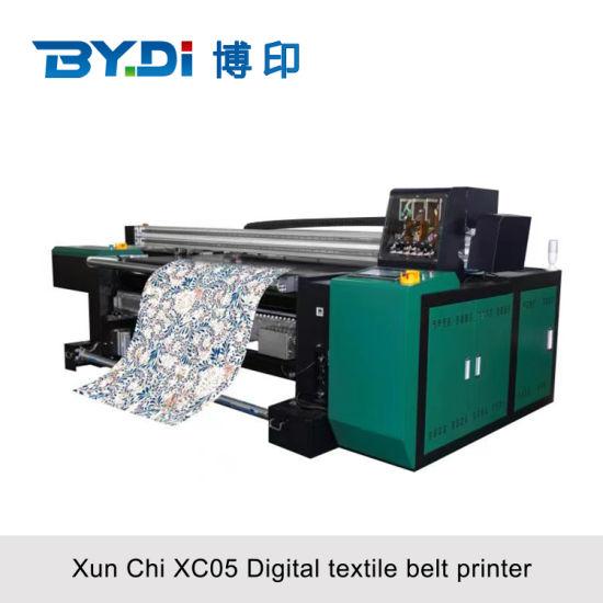 Belt Continuous Stranspot Digital Printing Machine for Textile