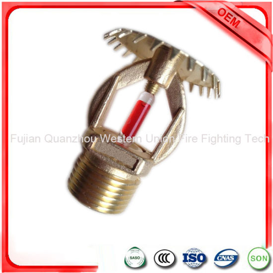 Direct Manufacturer Automatic Fire Sprinkler as Fire Fighting Equipment