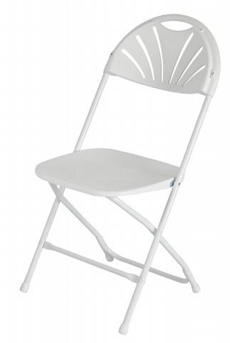 Plastic Stadium Folding Chair at Outdoor