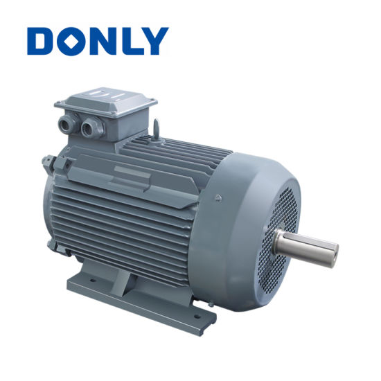 Yzp Series Three-Phase AC Motor for Crane and Metallurgy Powered by Inverter