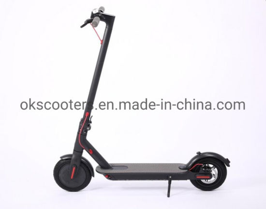 Quantity and Quality Assured 250W Foldable 8.5 Inch Xiaomi Mijia M365 PRO Electric Scooter for Adult