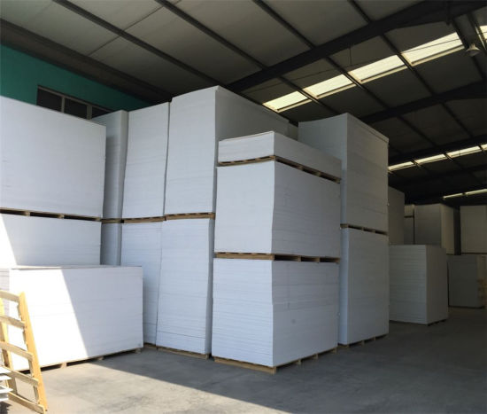 Expanded PVC Foam Board 1220X2440mm pictures & photos