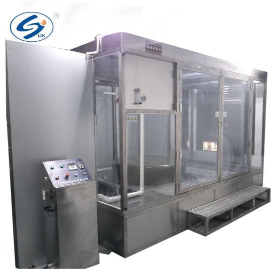 ISO Customized Ipx1~Ipx8 Water-Proof Rain Spray Test Room