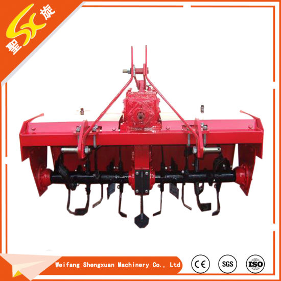 China Mini Power Tractor Rotary Tiller On Sale China Rotavator