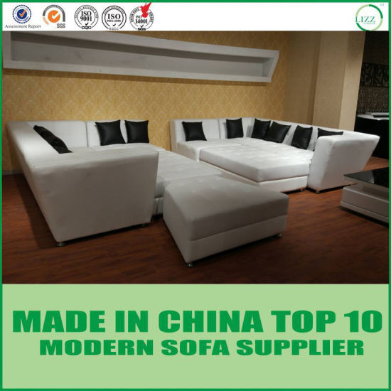 Italian Design Modern Living Room Heavy-Duty Sofa Furniture