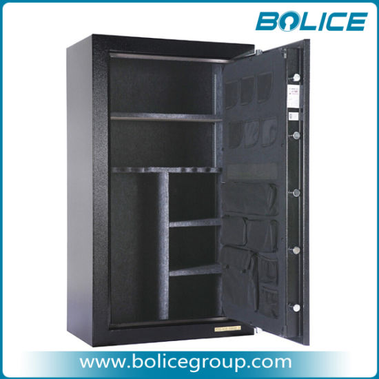 China 32 Capacity Rifle Gun Storage Safety Box Safe - China