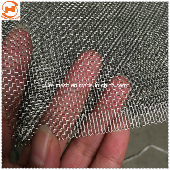 Aluminum Wire Mesh Screen/Aluminum Screen pictures & photos