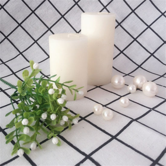Pillar LED of Electronic for Home Decoration Candle