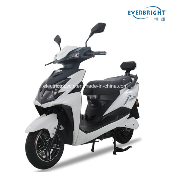 2400W EEC Electric Adult Motorcycle, Electric Scooter with Lithium Battery