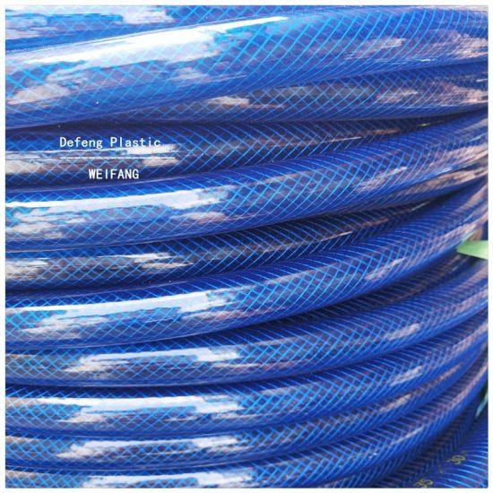 "1"", 25mm PVC Flexible Fiber Reinforced Garden Water Irrigation Hose/Pipe"
