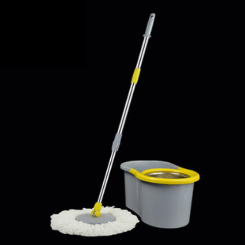 Super Easy Clean Assemble Magic Spin Mop with Mop Bucket pictures & photos