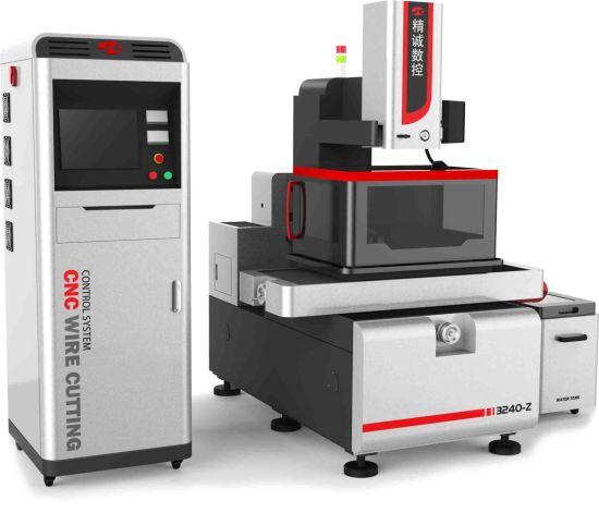 China Best Selling CNC Wire Cut EDM Machine - China Wire Cutting ...