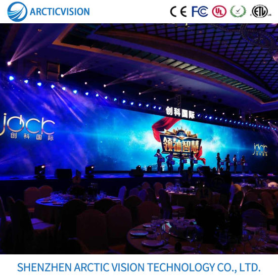 pH5.95mm Outdoor LED Screen for Rental Events Concerts Parties Waterproof