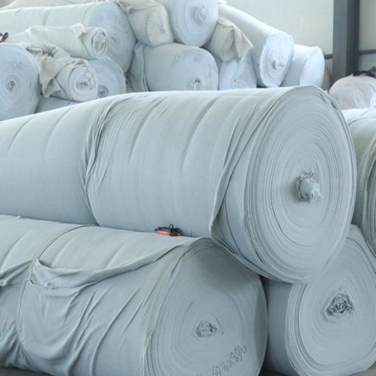Non-Woven Synthetic Fiber Geotextile Fabric pictures & photos