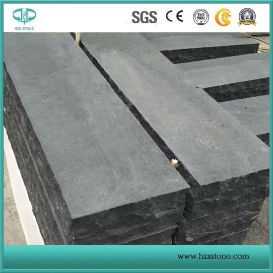 Chinese Absolute Black Basalt, Mongolian Black, Pure Black Basalt pictures & photos