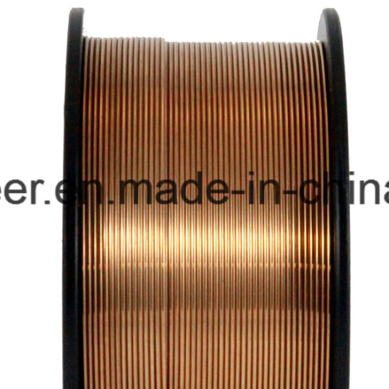 China Er70s-6 Solid Wire with Copper Coated - China Solid Wire, 70s-6