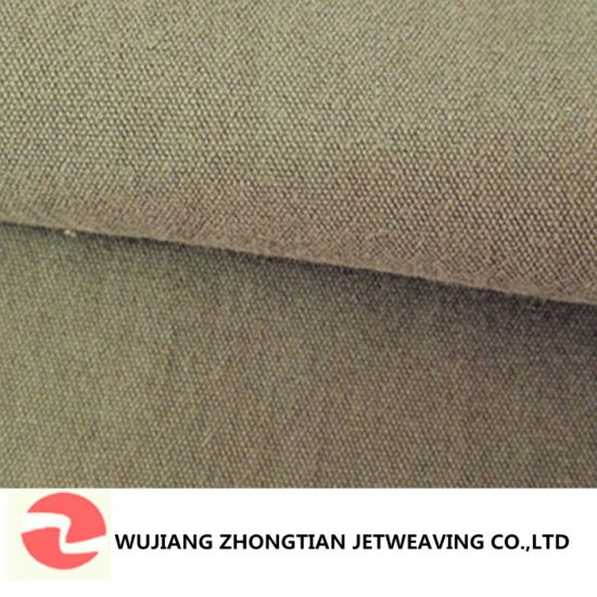 Cotton Nylon Woven Fabric for Outerwear