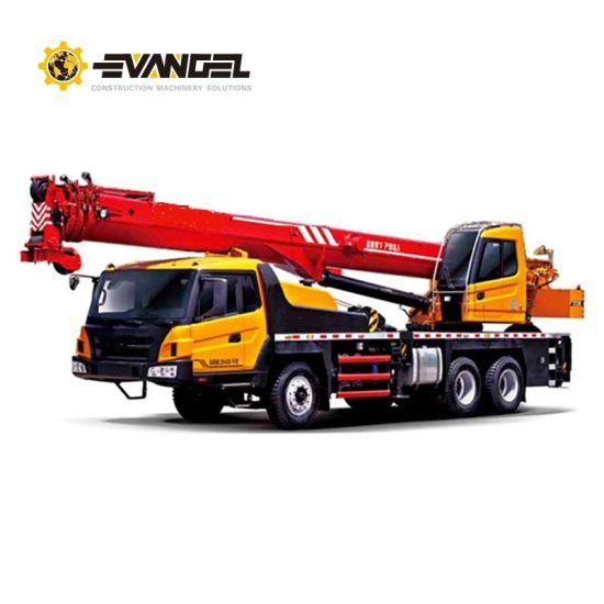 25ton Five Section Boom Hydraulic Truck Crane Stc250h