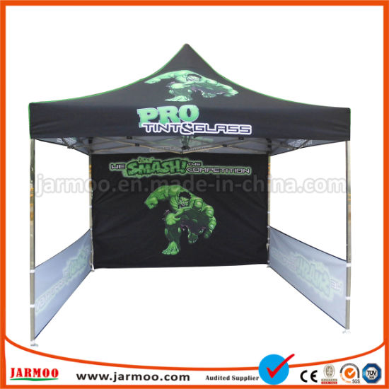 Custom Printing Pop up Advertising Fold Canopy Tent  sc 1 st  Wuhan Jarmoo Flag Co. Ltd. & China Custom Printing Pop up Advertising Fold Canopy Tent - China ...