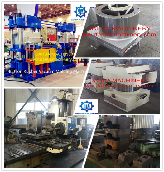 Rubber Vacuum Molding Machinery for Rubber Silicone Products (250V2)