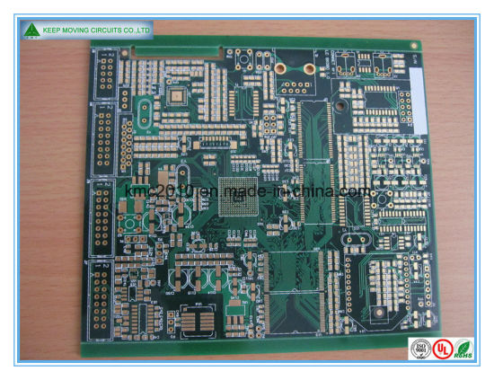 China Multilayer Enig Industrial Computer Parts Motherboard PCB ...