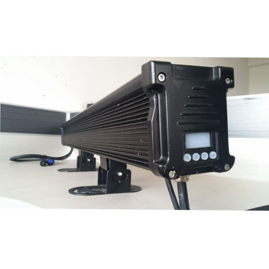 Outdoor Linear Fixture 18X15W RGBWA+UV 6in1 LED Wall Washer pictures & photos